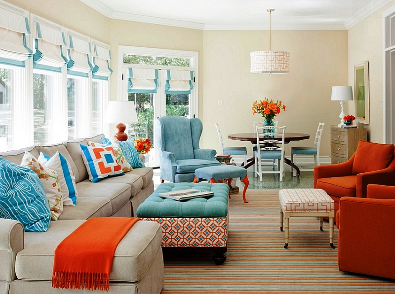 Color Combinations For Home Design