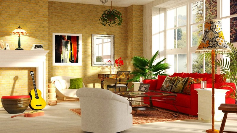 A Home Lover S Guide To Bohemian Style Of Interior Decoration
